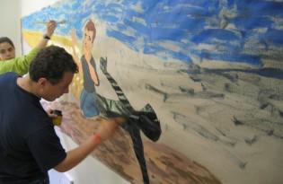 Artes plasticas 10 - Foto: Oscar Lepikson