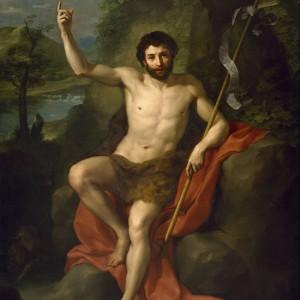 Joao Batista - Anton Raphael Mengs 1760
