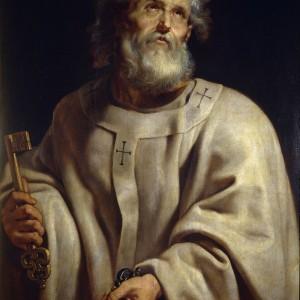 Sao Pedro - Peter Paul Rubens