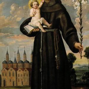 Santo Antonio de Padua - Stephan Kessler